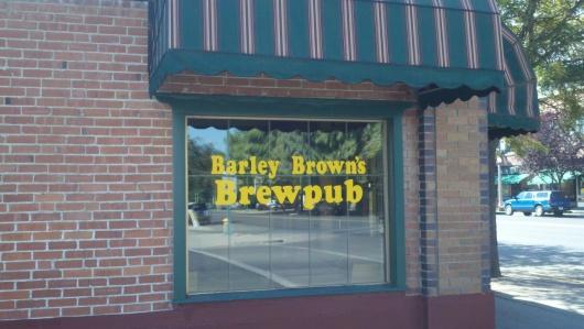 barley brown