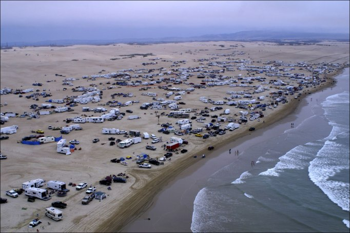 Pismo-State-Beach-Camping-in-Southern-California